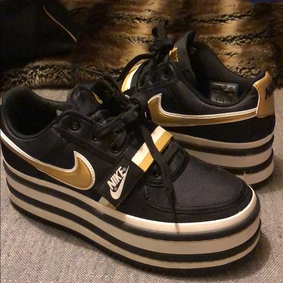 Nike Vandal 2k Blackgold 8